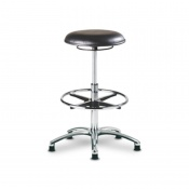 Bristol Maid Static Safe and Sterile TechnoStools High Medical Stool