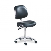 Bristol Maid Static Safe Clean Room TechnoChairs Low Medical Chair