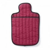 Quilted Burgundy Hottie