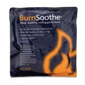 BurnSoothe First Aid Face Mask for Burns