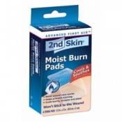 Spenco 2nd Skin Sterile Burn Pads