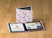 Coloured Disabled Badge And Timer Wallets