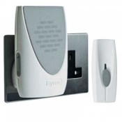 Byron Plug-In Flash Chime Doorbell BY202F