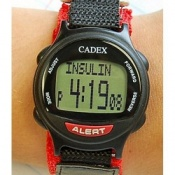 e-pill CADEX Paediatric Medication Reminder and Medical Alert Watch