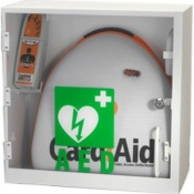 CardiAid Basic Indoor Cabinet with Transparent Door