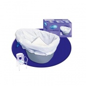 CareBag Commode Liner (Pack of 20)