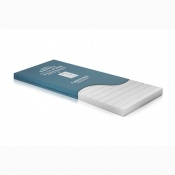 Carefree Modular Cut Pressure Relief Overlay Mattress