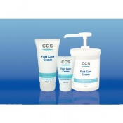 CCS Foot Care Cream for Dry Skin and Cracked Heels