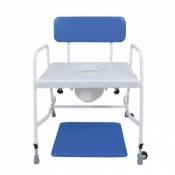 Cefndy Bariatric Adjustable Height Commode