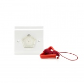 Ceiling Pull Cord Switch for the Disabled Toilet Alarm System