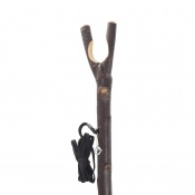 Chestnut Wading Stick with Lanyard and Weighted Bottom