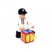 Children's Dressing Practice Cube