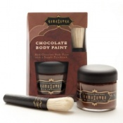 Kama Sutra Chocolate Body Paint Set