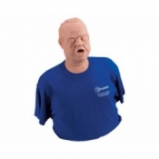 Obese Choking CPR Resuscitation Mannequin