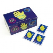 Clinell Antibacterial Hand Wipes (Sachets)
