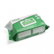 Clinell Universal Sanitising Wipes (6 Packs of 200 Wipes)