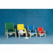 Combi Paediatric Toileting Chair with Adjustable Arms