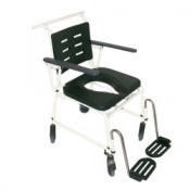 Combi Attendant Operated Shower Commode Chair