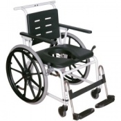 Combi Self Propelled Shower Commode Chair