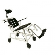 Combi Manual Tilt Shower Commode Chair