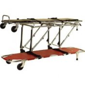 Combination Stretcher Removal Trolley