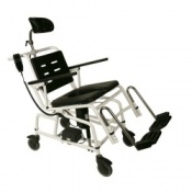 Combi Powered Tilt Shower Commode Chair