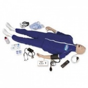 Complete Crisis with Auscultation Manikin