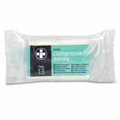 Sterile Compressed Dressings (Pack of 10)