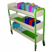 Cooling 27 Lunch Box Storage & Transportation Trolley