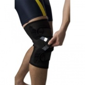 Coolmesh Hinged Patella Control Support