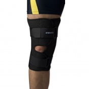 Coolmesh Open Knee Wrap Support