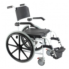 Coopers Self-Propelled Shower/Commode Chair