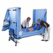 Safespace CosyFit Hi-Lo Safe High Sided Bed