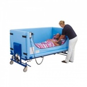Safespace CosyFit Hi-Lo Safe Electric Profiling High Sided Bed