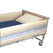 Cot Bumpers with Mesh for Standard Height Casa Profiling Beds