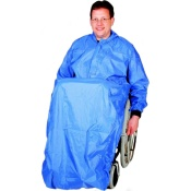 Drive Medical Coverall With Sleeves