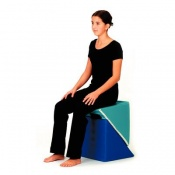 Cubo Two-Piece Positioning Wedge