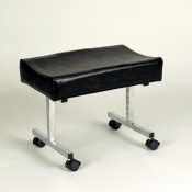 Days Cardiff Adjustable Height Footstool with Castors