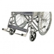 Days Standard Transit Steel Wheelchair (45cm) Replacement Foot Rests