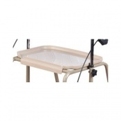 Dark Cream Tray for the Days Walker Trolley