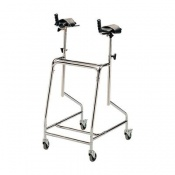 Days Atlas Walking Frame with Arthritic Attachments