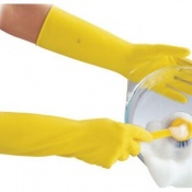 Polyco Deep Sink Extra Long Janitorial Safety Glove (120 Pairs)