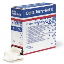 Delta Terry-Net C Natural Terry Cloth Stockinette