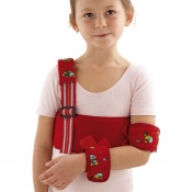 Deluxe Paediatric Shoulder Immobiliser