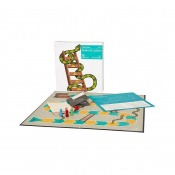 Active Minds Snakes and Ladders Dementia Board Game