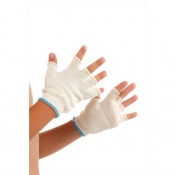 DermaSilk Child Fingerless Gloves