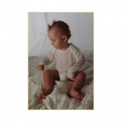 DermaSilk Infant Body Suit