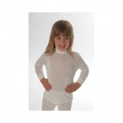 DermaSilk Child Roll Neck Top