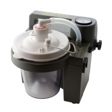 Devilbiss Vacuaide Portable Suction Machine 7305 P-U Service