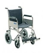 Days Narrow Width Steel Transit Wheelchair with Fixed Back